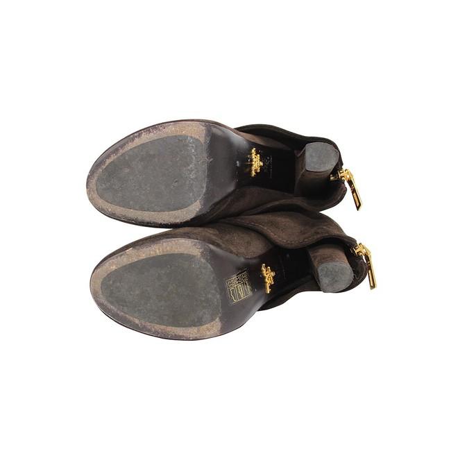 tweedehands Prada Ankle boots