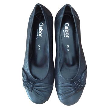 Tweedehands Gabor Flache Schuhe
