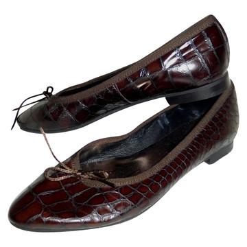 Tweedehands Purdey Flache Schuhe