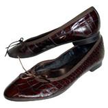 tweedehands Purdey Platte schoenen