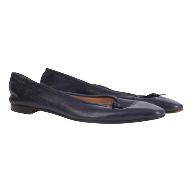 tweedehands Manolo Blahnik Platte schoenen