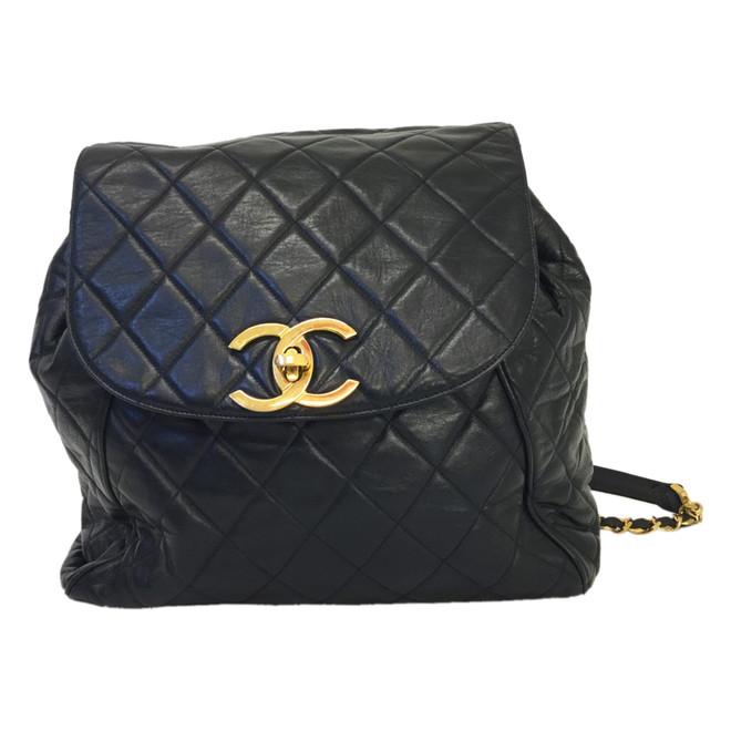 tweedehands Chanel Rugzak