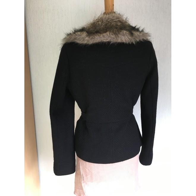 tweedehands Soaked in luxury Jacke oder Mantel