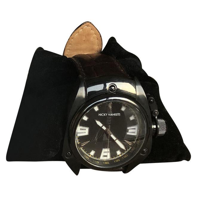 tweedehands Nicky Vankets Horloge