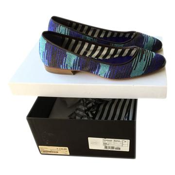 Tweedehands Missoni Flache Schuhe