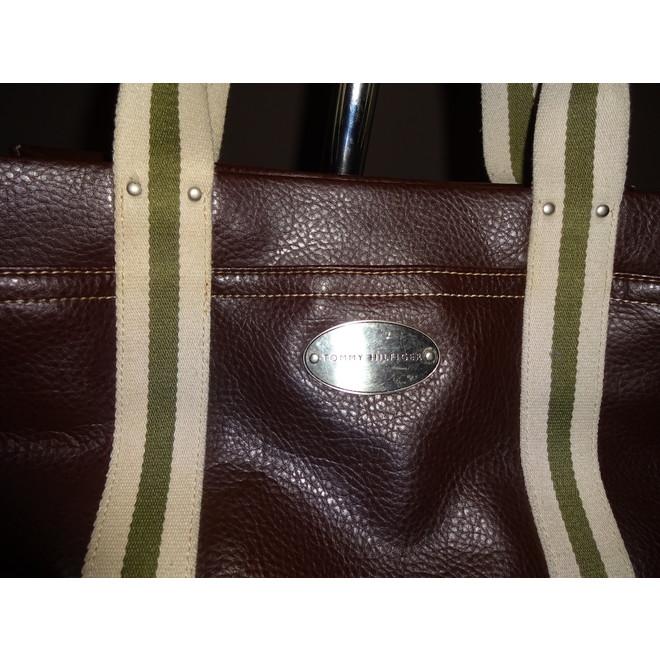 tweedehands Tommy Hilfiger Handtasche
