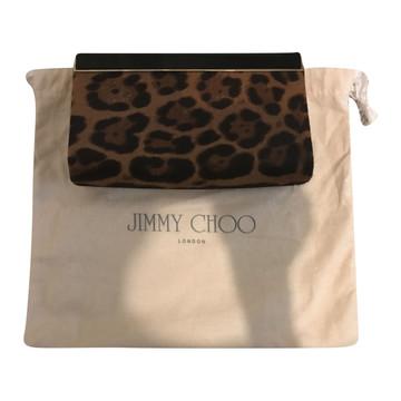 Tweedehands Jimmy Choo Clutch
