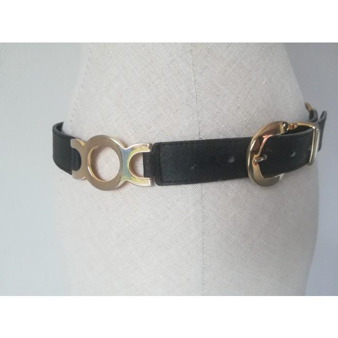 tweedehands Vintage Gürtel