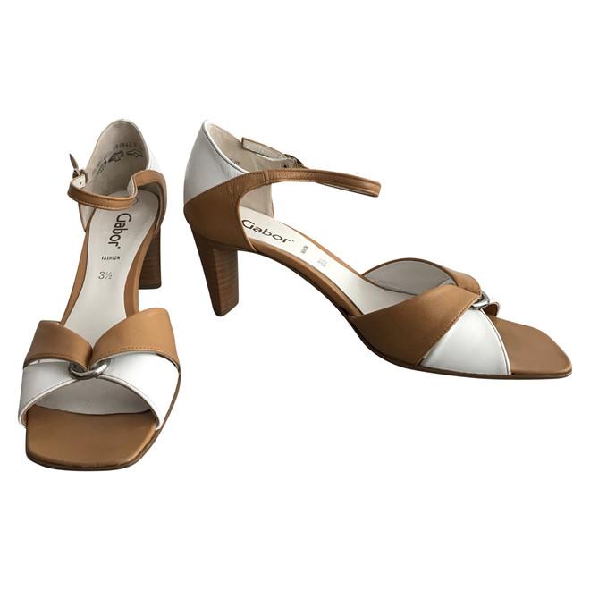tweedehands Gabor Sandals
