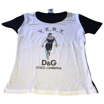 Tweedehands Dolce & Gabbana Top