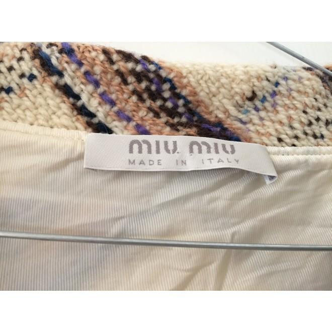 tweedehands Miu Miu Top