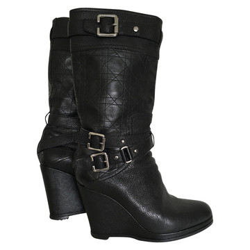 Tweedehands Christian Dior Stiefel