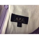 tweedehands A.P.C. Mini dress