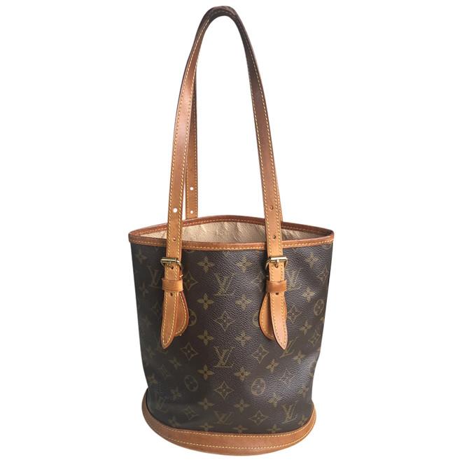 tweedehands Louis Vuitton Umhängetasche
