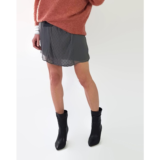 tweedehands Swildens Mini skirt