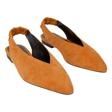 Tweedehands Gestuz Platte schoenen