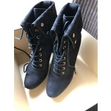 tweedehands Louis Vuitton Stiefeletten