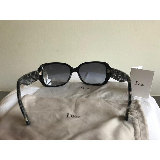 tweedehands Christian Dior Sonnenbrille