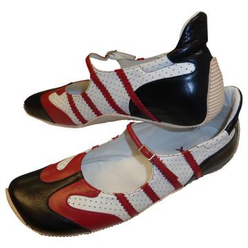 Tweedehands Muxart Flache Schuhe