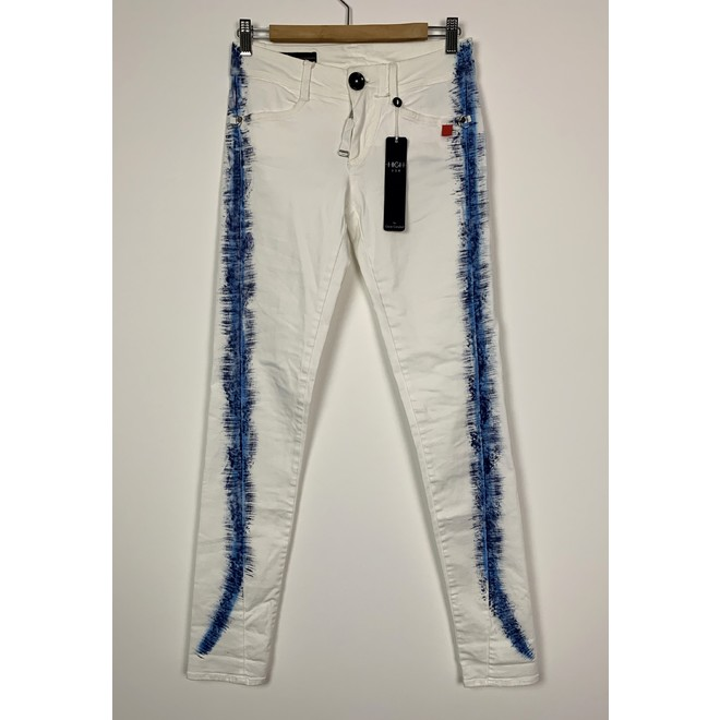 tweedehands High Jeans