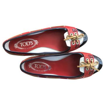 Tweedehands Tod's Flache Schuhe