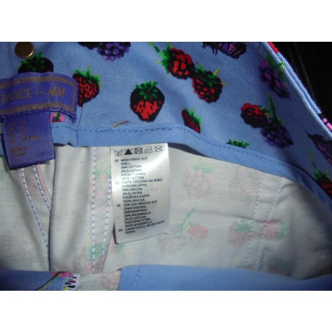 tweedehands H&M x Versace Shorts