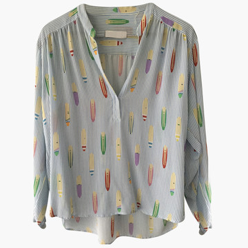Tweedehands Mauro Grifoni Blouse