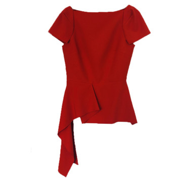 Tweedehands Roland Mouret Top