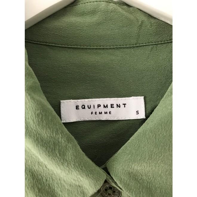 tweedehands Equipment Blouse