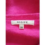 tweedehands Gigue Trui of vest