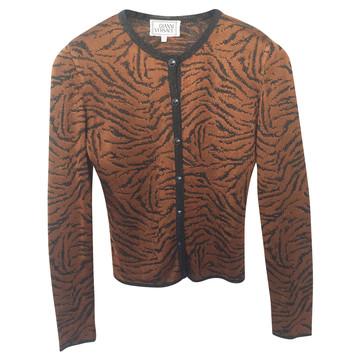 Tweedehands Versace Trui of vest