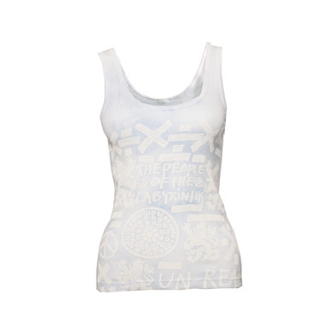 Tweedehands People o.t. Labyrinth Top