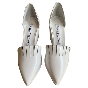 Tweedehands Acne Wedges