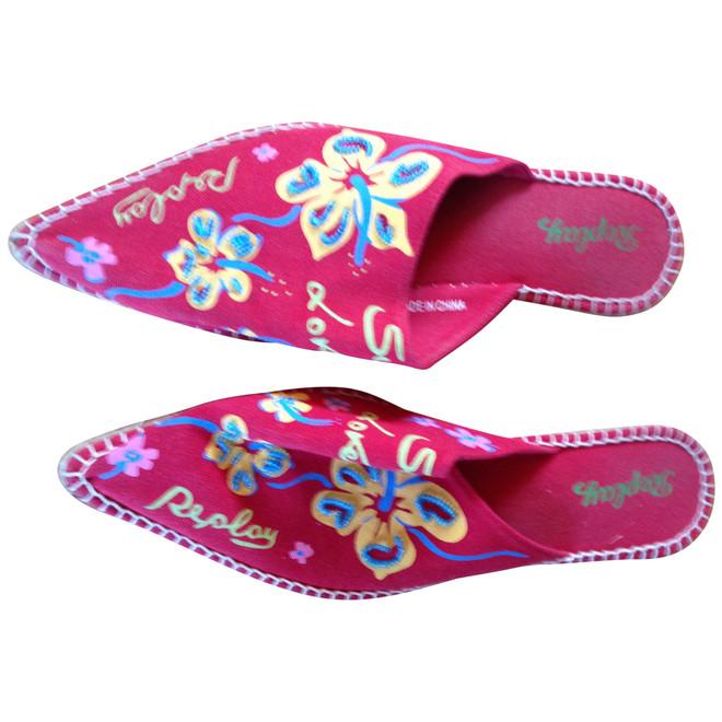 tweedehands Replay Platte schoenen