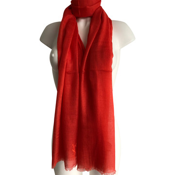 Tweedehands Yves Saint Laurent Schal oder Tuch