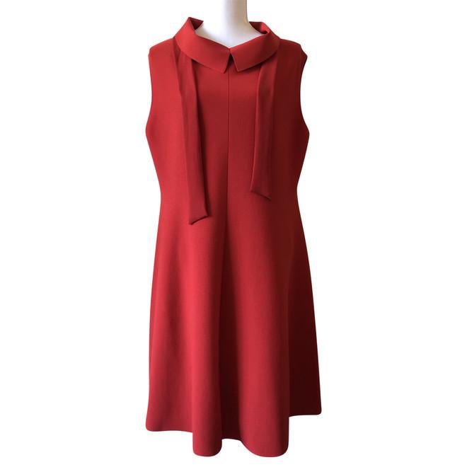 tweedehands Marc Cain Midi jurk