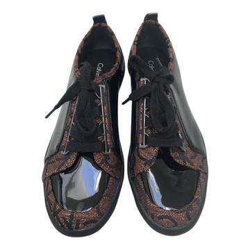 Tweedehands Calvin Klein Platte schoenen