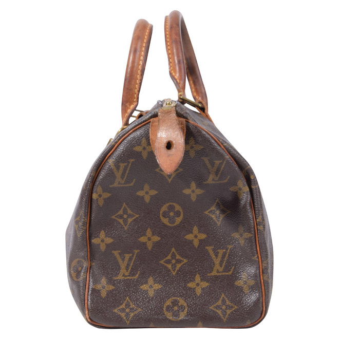 tweedehands Louis Vuitton Speedy 25