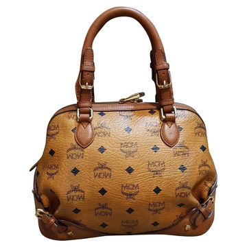 Tweedehands MCM Handtasche