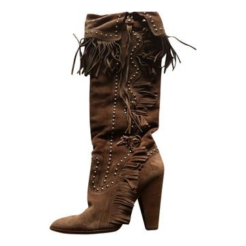 Tweedehands Dolce & Gabbana Stiefel