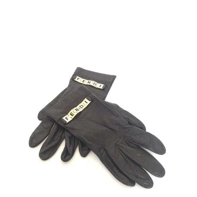 tweedehands Fendi Handschuhe