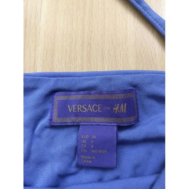 tweedehands H&M x Versace Top