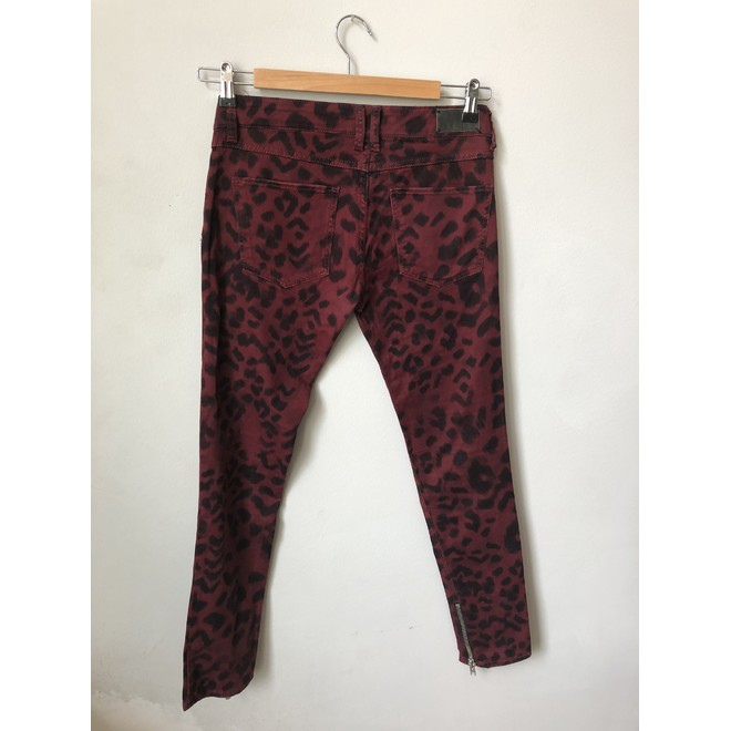 tweedehands Sandro Trousers