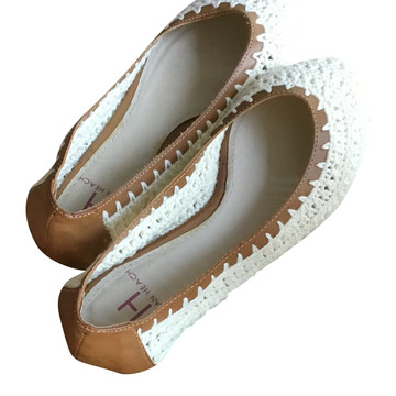 Tweedehands Silvian Heach Flache Schuhe
