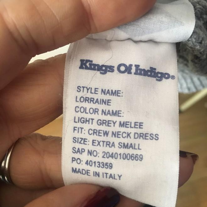 tweedehands Kings of Indigo Pullover
