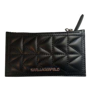 Tweedehands Karl Lagerfeld Portemonnaie
