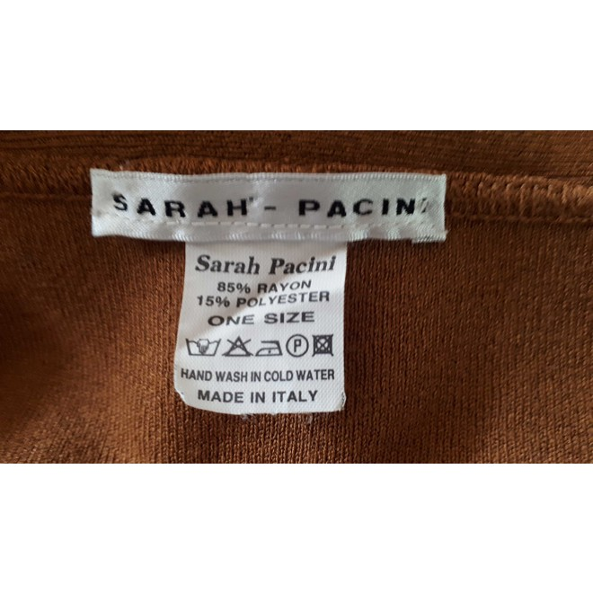 tweedehands Sarah Pacini Top