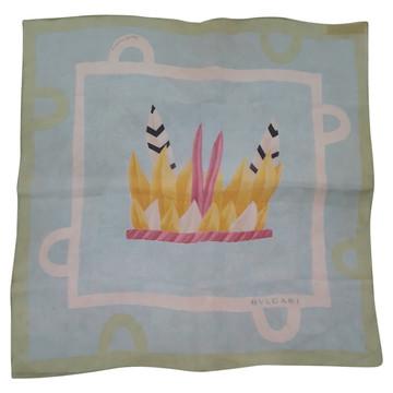 Tweedehands Bulgari Schal oder Tuch