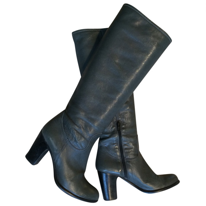 tweedehands Vintage Stiefel