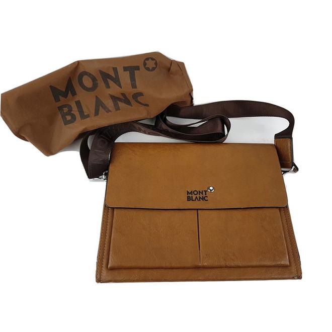 tweedehands Mont Blanc Tasche